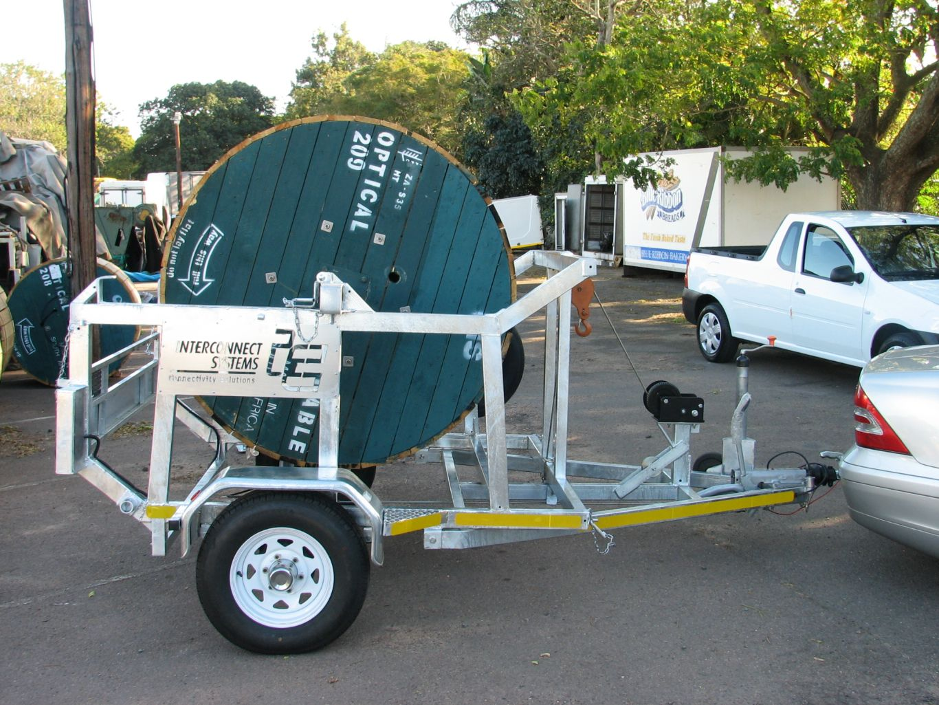 custom trailers south africa